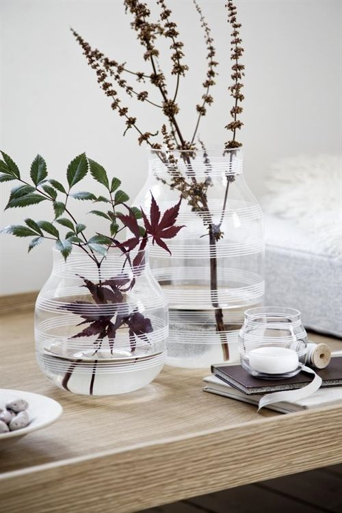 Kähler Omaggio Vase Large Clear - €69.90 - Expected in stock: 10-11-2016 Height: 280mm