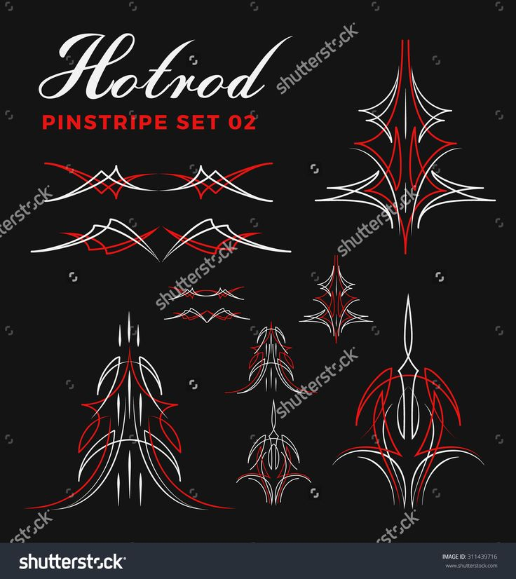 Best Pinstriping Images On Pinterest Pinstripe Art - Vinyl pinstripes for motorcycles