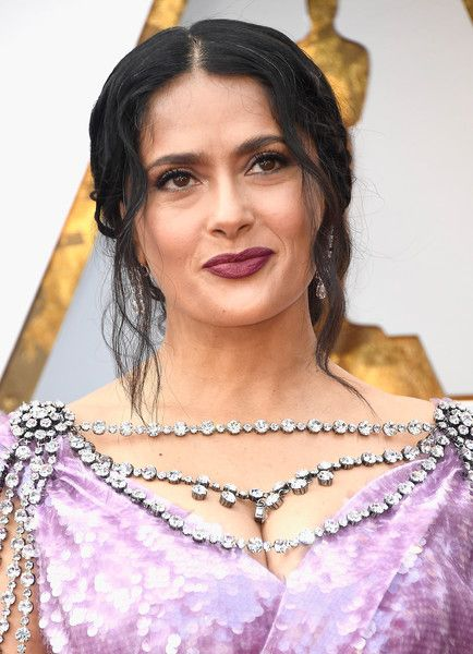 Salma Hayek Photos - Salma Hayek attends the 90th Annual Academy Awards at Hollywood & Highland Center on March 4, 2018 in Hollywood, California. - 90th Annual Academy Awards - Arrivals