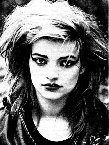 Nina Hagen, goddess of Punk