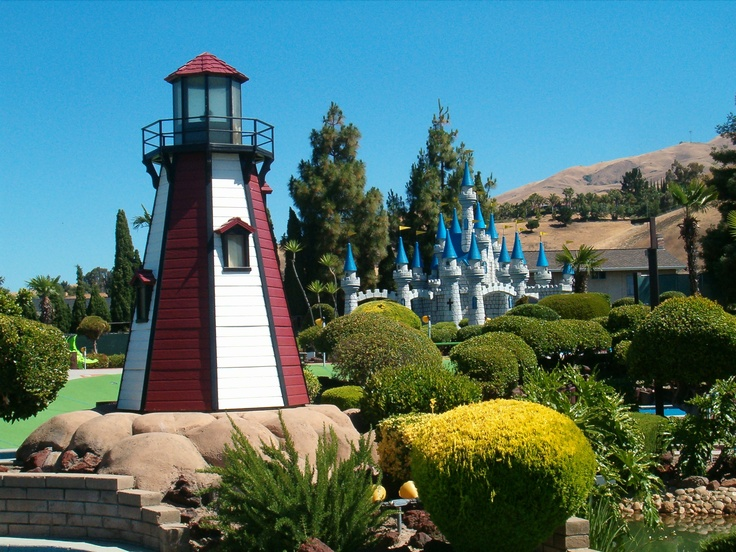 Golfland in MILPITASStuff, Milpitas, Places, Golfland