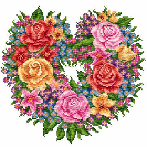 Free Indian Cross Stitch Patterns   Cross Stitch pattern - Coricamo - Welcome to Cross Stitching, free ...