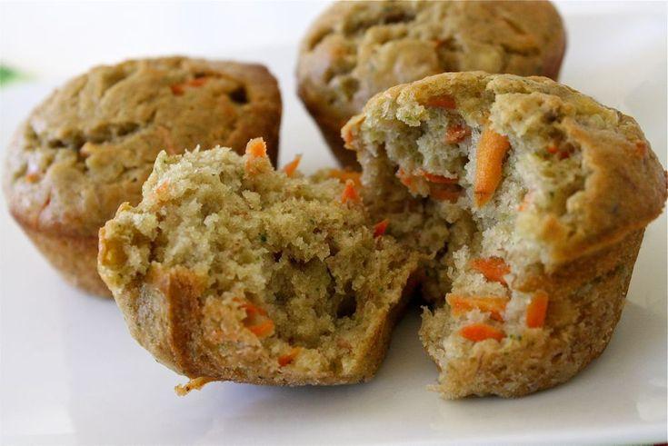 RECIPE: Veggie Muffins | MADE