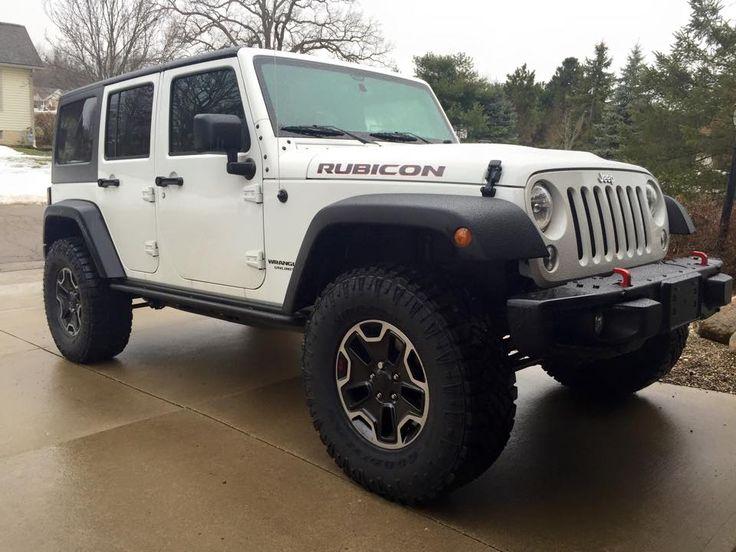 "2015 Jeep Wrangler JKUR Hard Rock edition. 2"" lift, 35 ..."