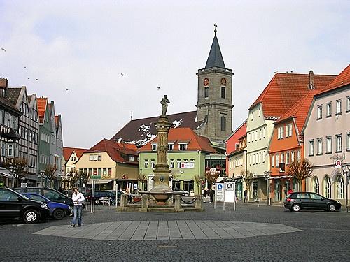 Bad Neustadt, Bayern, Germany
