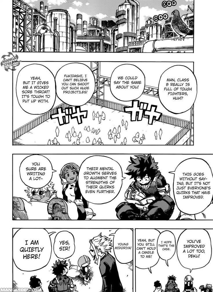 Leggere Boku no Hero Academia 202 Online Gratis in Inglese ...