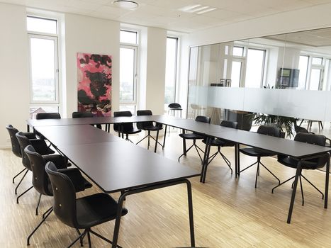 Primum Chair from Bent Hansen at Storm Advokatfirma in Aalborg #konferencestole #conferencechairs #workplace