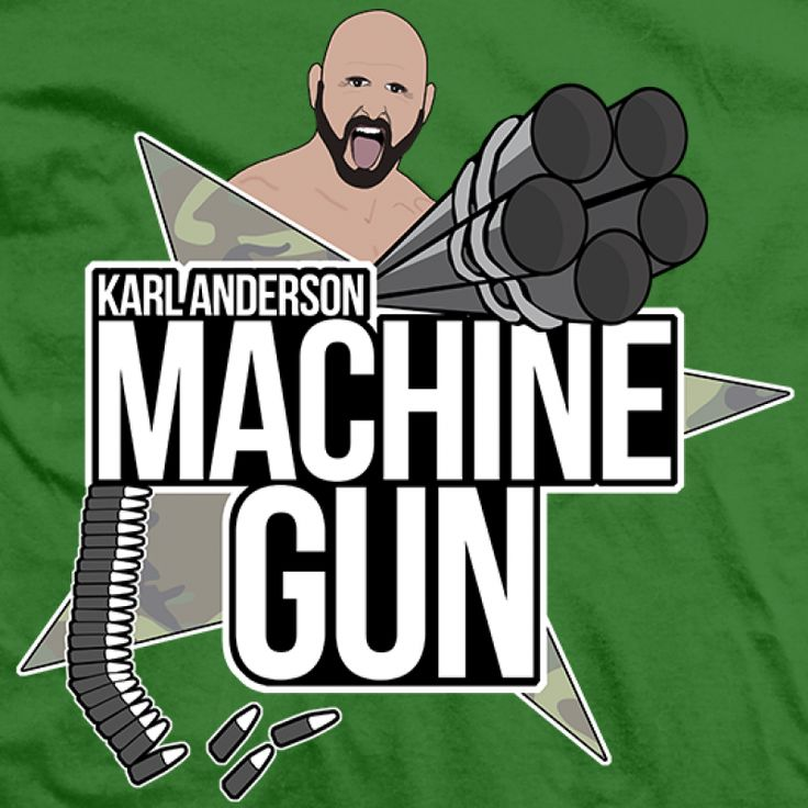 machine gun karl
