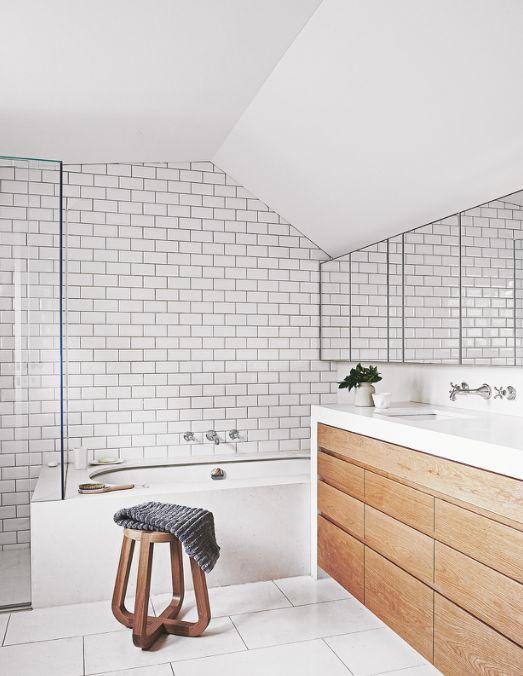 44 best images on pinterest for Living etc bathroom ideas