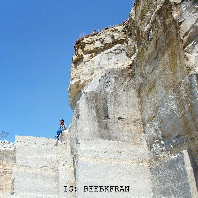 Sky. Sun. Stone - Tebing Breksi, Prambanan, Yogyakarta, Indonesia. Visit Indonesia - Indonesia itu indah.