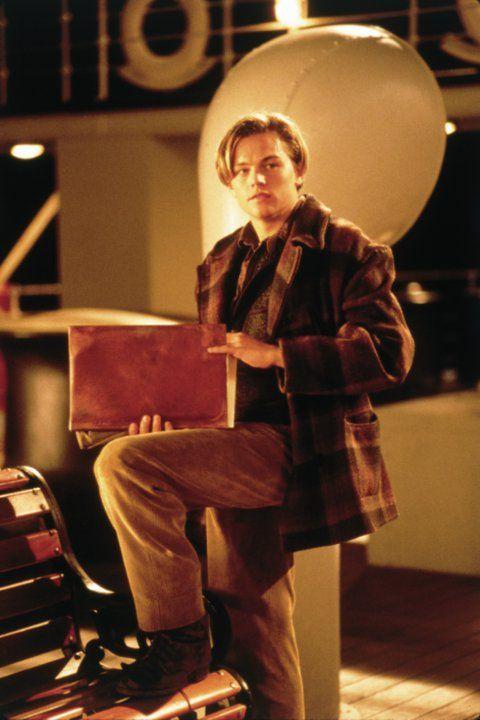 #Titanic (1997) - Jack Dawson