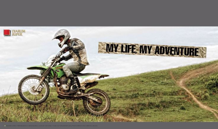 MY LIFE MY ADVENTURE, (project) #Indonesia #commercial #photography