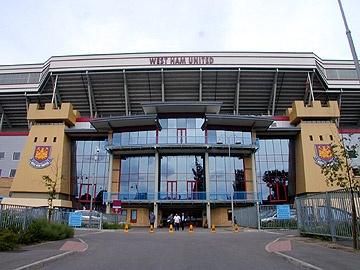 The Boleyn ground