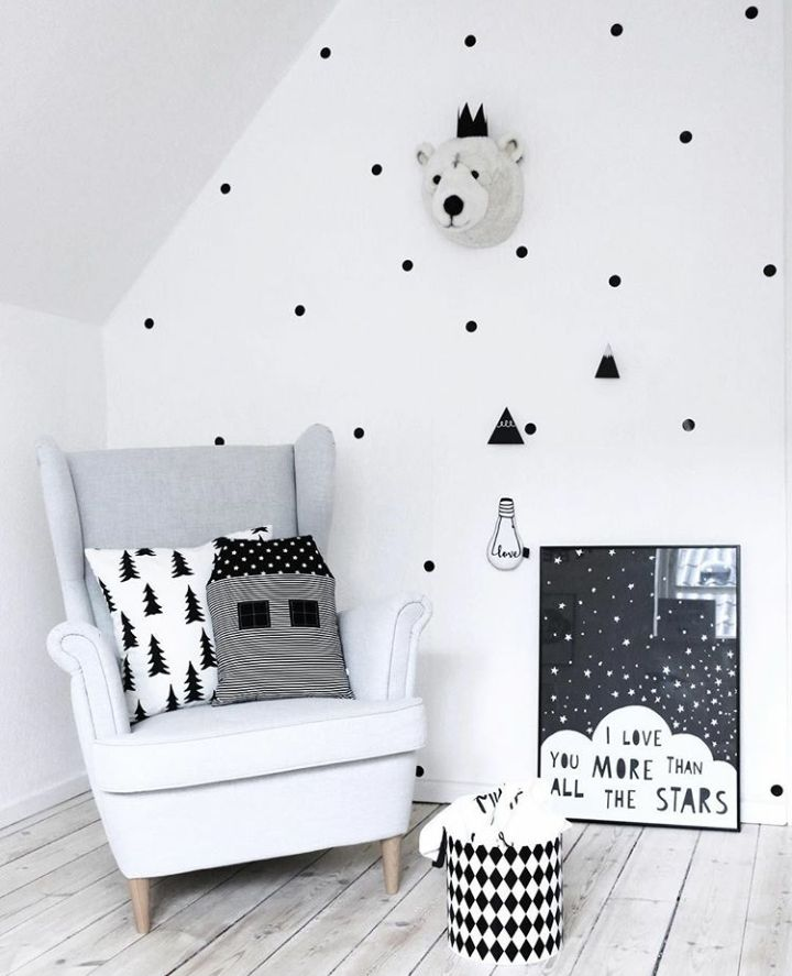 Best 25 scandinavian interior kids ideas on pinterest Scandinavian wallpaper and decor