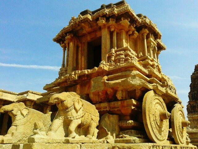 @ Vittala Temple - Hampi