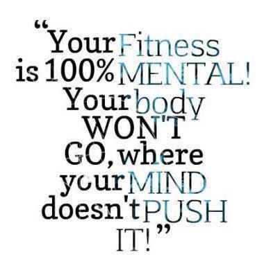 You are capable of so much more than you think you are! You just have to get past what your mind is limiting you to! http://www.draxe.com #draxe #fitness #health #exercise #mental #nolimits #mentalgame #motivation