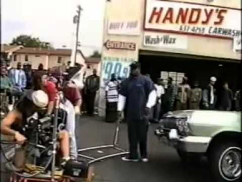Eazy-E - Making of Real Muthaphuckkin G's - Rare