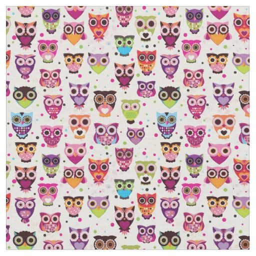 The 25 best owl background ideas on pinterest wood steins wood cute owl background pattern for kids fabric voltagebd Image collections