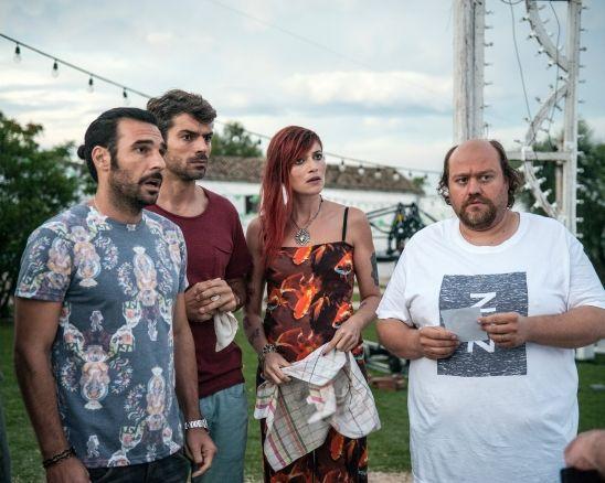Noi e la Giulia diretto da #EdoardoLeo e con #LucaArgentero e #ClaudioAmendola ti aspetta dal 19 febbraio al cinema.