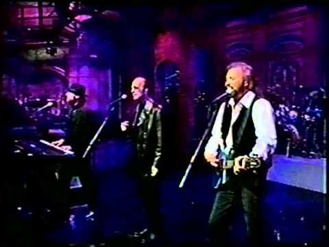 Bee Gees - Still Waters Run Deep - 1997 - Live on The David Letterman Show