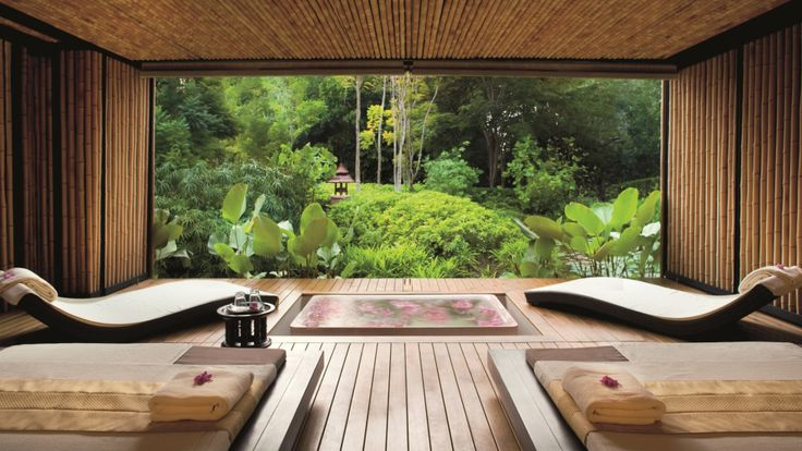 Spa @ Phulay Bay, a Ritz-Carlton Reserve, Krabi, Thailand