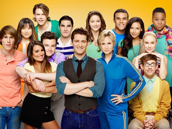 Let's hear it for Glee for their Emmy® nomination!