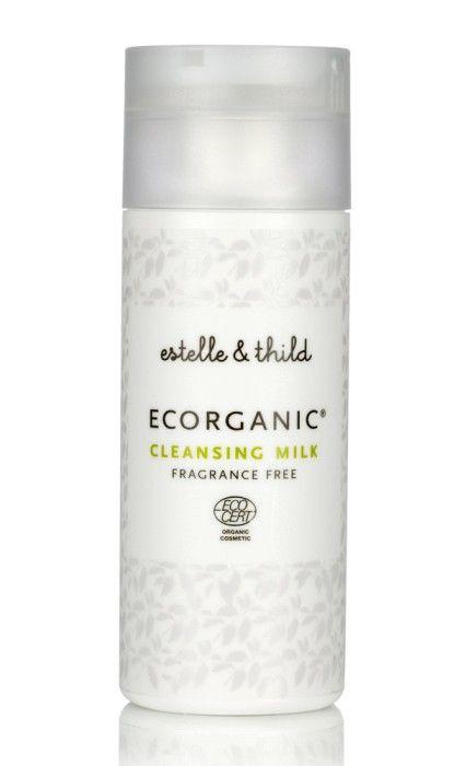 Bild på Estelle & Thild Cleansing Milk Fragrance Free 150 ml