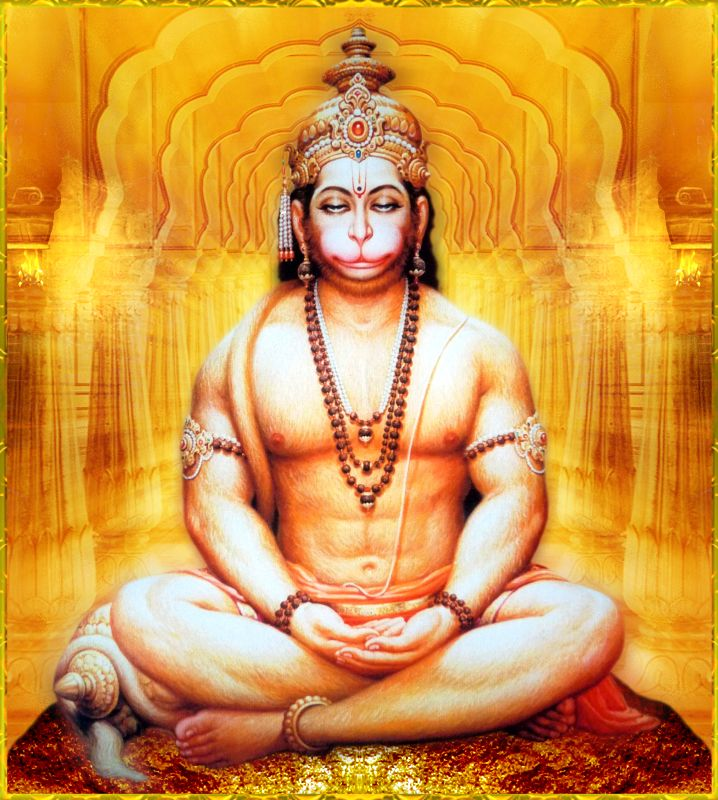 Hanuman wallpaper in full hd 1080p