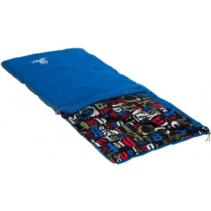 Nomad SLEEPYhero slaapzak blauw  De SLEEPYhero is een stoere kinderslaapzak geschikt voor kinderen tot 145 m. Het dekenmodel heeft een zachte katoenen voering met 3D-Polarshield vulling. Met een comforttemperatuur van 4C (jongens) en 8C (meisjes) is hij geschikt van het voor- tot het najaar. Bij warme temperaturen kan de tweerichtingsrits worden geopend zodat er meer ventilatie mogelijk is.  EUR 52.95  Meer informatie