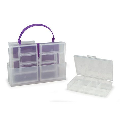 Storage Containers With Travel Carrier Craft Storage Box Storage Containers Craft Supplies
