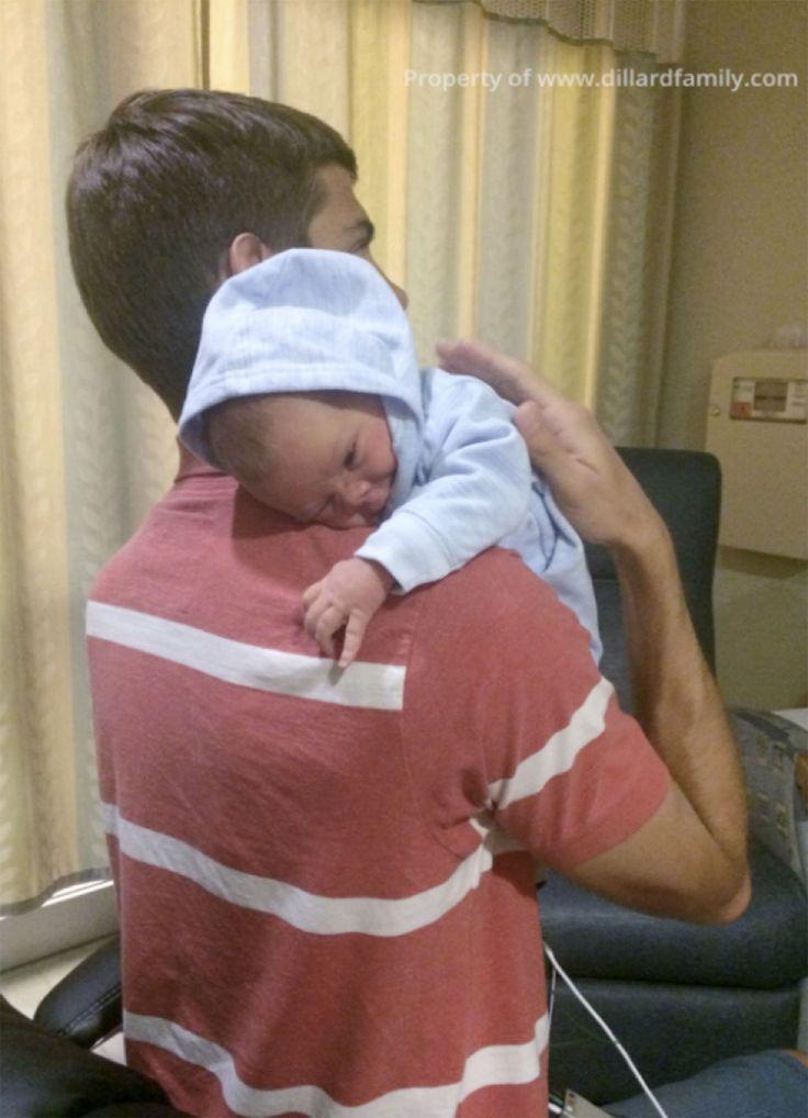Derrick with Samuel Dillard