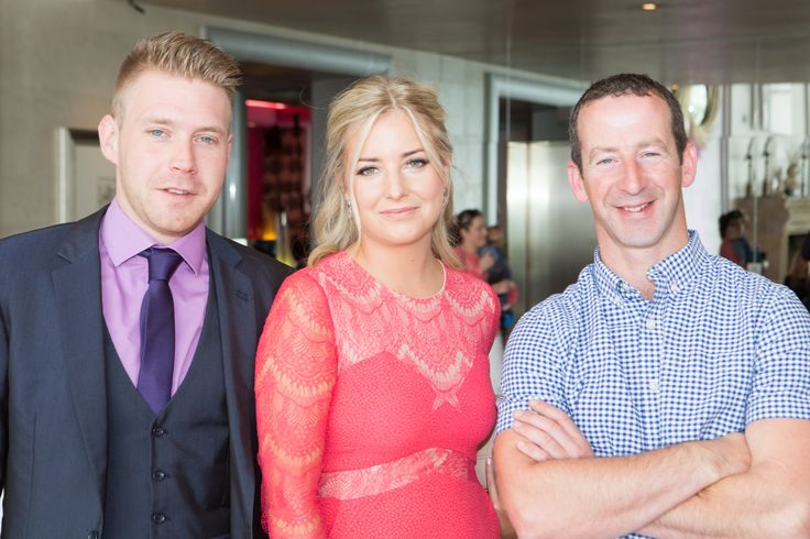 Guests with Jim Culloty, Horse Trainer at the Tipster Breakfast at the g Hotel & Spa for the Galway Races 2014 www.theghotel.ie