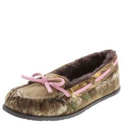 camo moccasins real tree  | Realtree Camo Slippers by Payless | Find Products | Realtree ®