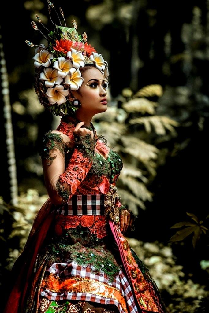 Beautiful Bali dance