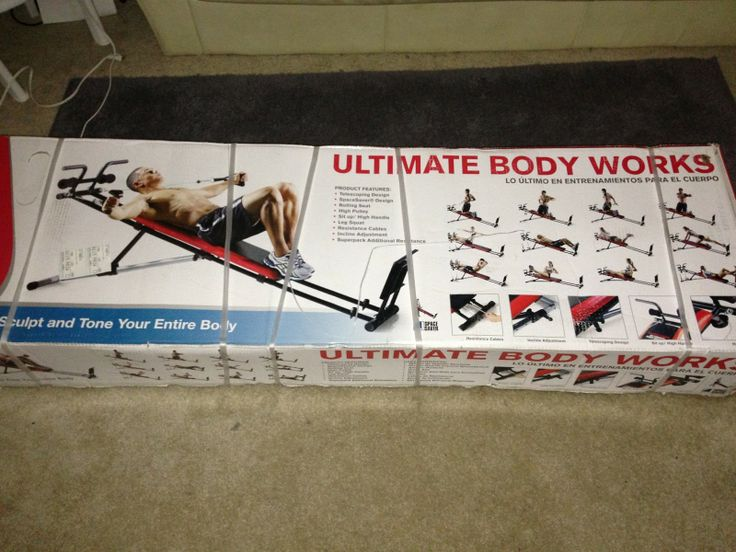Weider The Complete Body Works Workout Guide