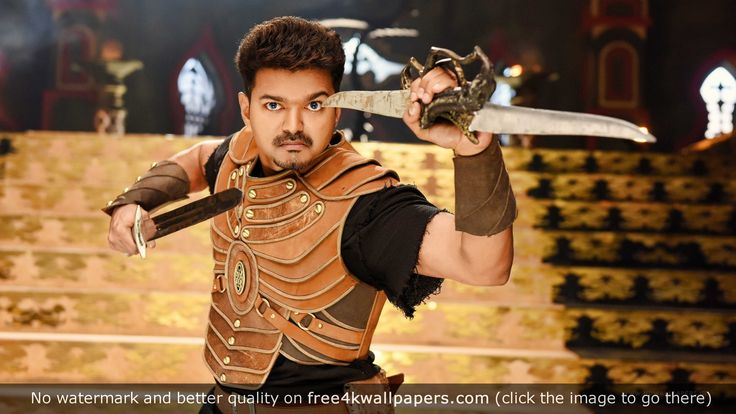 Vijay Puli Tamil Movie 4K wallpaper - Download Vijay Puli Tamil Movie 4K wallpaper for your desktop tablet or mobile device