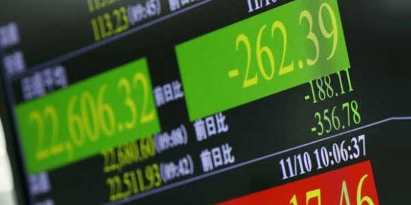 Equityworld Futures Pusat : Indeks Saham Nikkei Berakhir Lebih Rendah