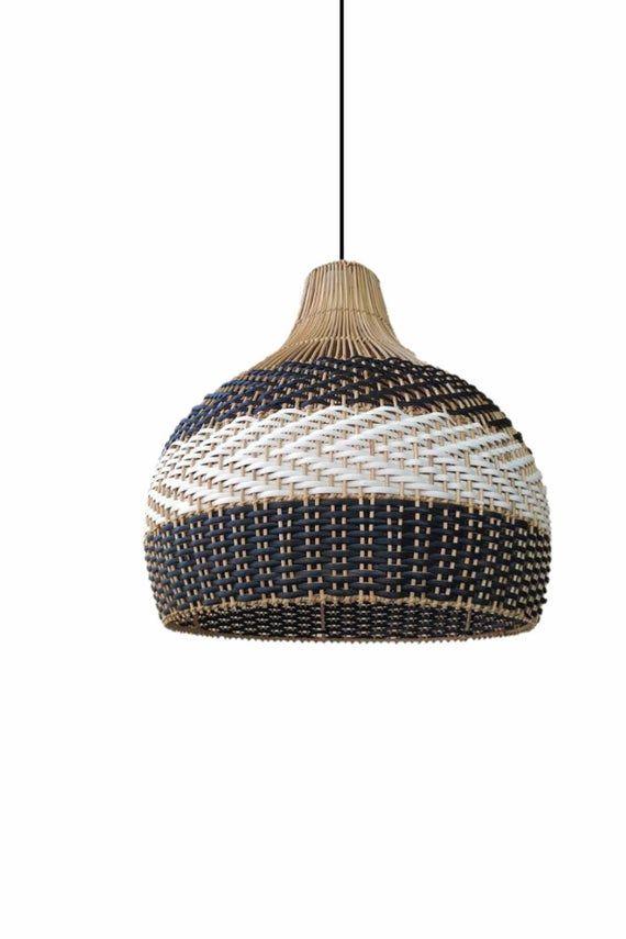 Morocco Rattan Pendant Light