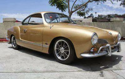 1964 VW Karmann Ghia | Classic Volkswagen