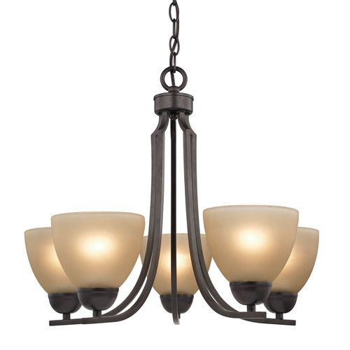 forged lighting summerland ca. kingston 5 light chandelier in oil rubbed bronze - 1405ch/10 forged lighting summerland ca