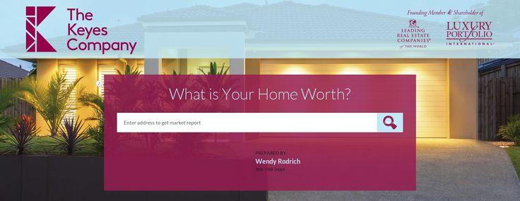 Home Value Estimator by Wendy Rodrich