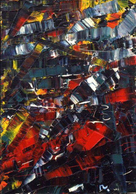 Riopelle. Follow the biggest painting board on Pinterest: www.pinterest.com/atelierbeauvoir