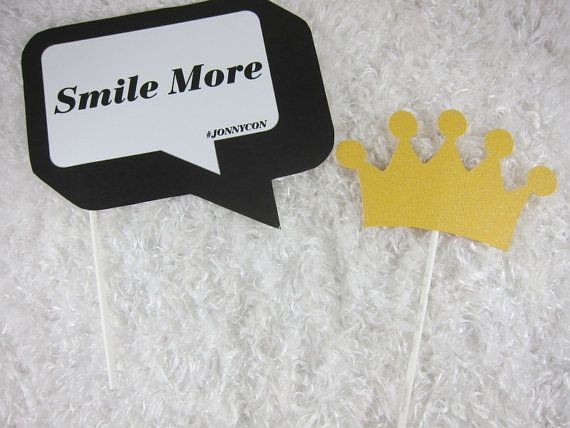 Photo booth Props Hamilton Photo Prop by CraftWeddingSupplies
