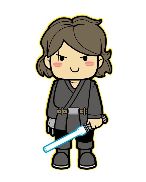 Star Wars Kawaii Saga                                                                                                                                                                                 Mais
