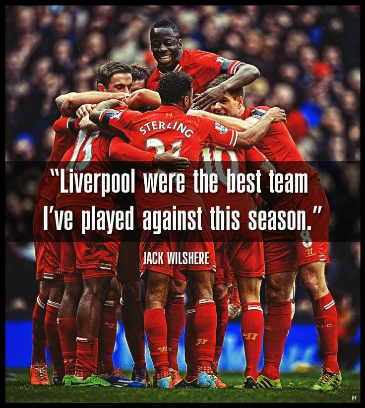 Jack Wilshere's confession about Liverpool FC this 2013-2014 season.