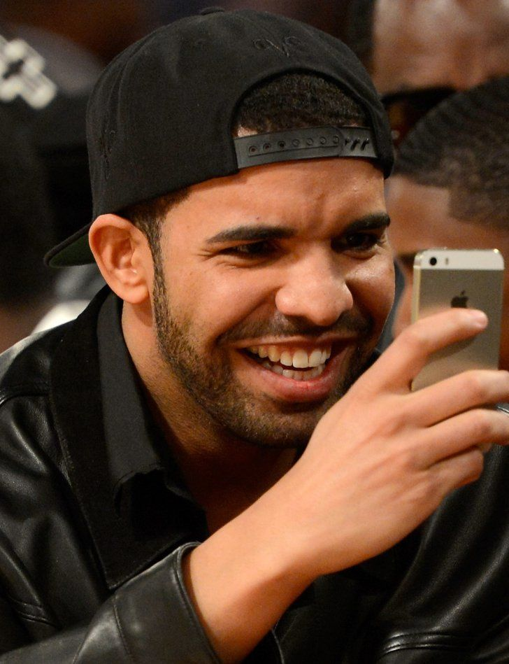 Pin for Later: Drake Causes Controversy Over His Thought-Provoking Emoji Tattoo