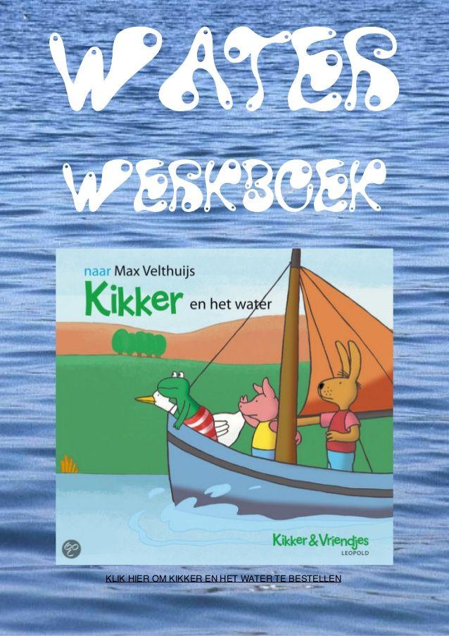 Mijn nieuwe thema-werkboek gaat over het thema water en bevat werkbladen en waterspelletjes voor kinderen van 4 t/m 12 jaar. Dit boek bevat een rebus, woordzoekers, doolhoven, invuloefeningen, rekenopgaven, verhalen, liedjes, gedichten, informatieve artikelen, kleurplaten, prenten en spelletjes.