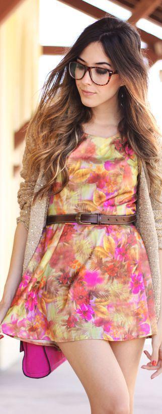Fashionista: Cute Mini Dress