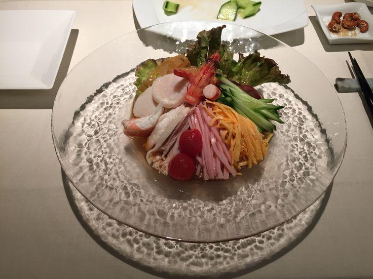 五目冷やし麺@帝国ホテル北京