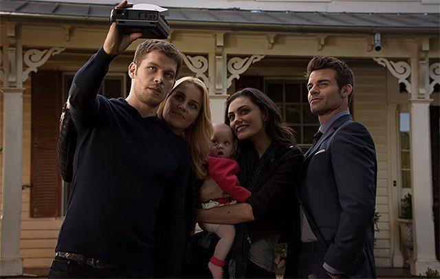"""The Originals"" Staffel 5 Teaser Trailer zeigt Hope als Teenager"